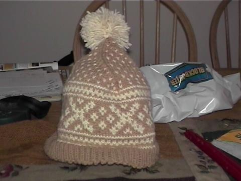 Alan's knitting page